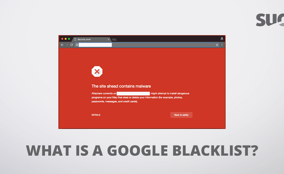 How to Remove Google Blacklist Warning